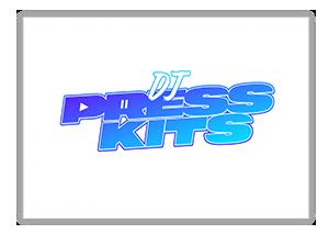 Dj Press Kits Logo
